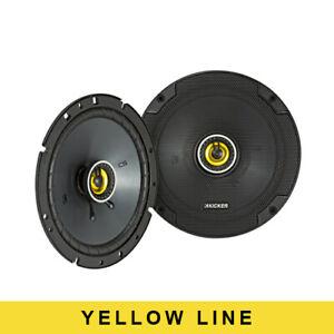 Kicker Audio CS 6.75 Inch Coaxial Speakers 46CSC674 ( Pair )