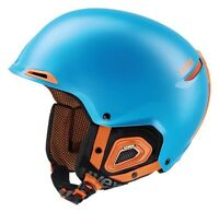 Uvex JAKK+ octo+ petrol orange mat Skihelm Snowboardhelm Helm Wintersport 16/17
