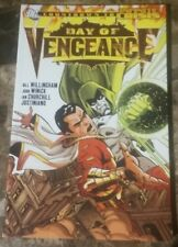 Day of Vengeance Willingham Winick Churchill Justiniano