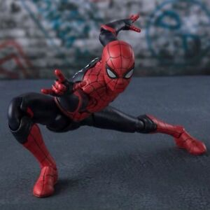 Spiderman Action Figure Toy Model Far Away from Home Figurine PVC Doll 15cm/6in.
