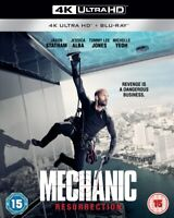 Nuovo Mechanic - Resurrection 4K Ultra HD (LIU95368)
