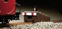 LGB G SCALE LIGHTED TRACK BUMPER | BN | 10310