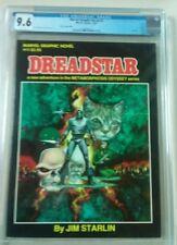 MARVEL GRAPHIC NOVEL #3 DREADSTAR CGC 9.6 price variant Jim Starlin 1st printing