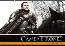 Game of Thrones Season 8 (2020) BASE Trading Card #01