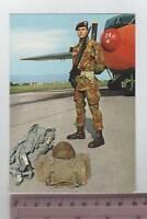 Cartolina Militare - Carabinieri Paracadutisti - 4566