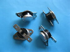 5 pcs Temperature Switch Thermostat 40°C N.O. KSD301 Normal Open 40C NO New