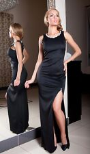 New Ladies Womens Cocktail Party Evening Sexy Prom Lined Formal Maxi Dress