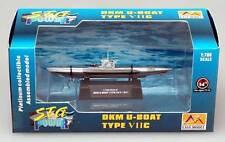 Easy Model DKM U-boat German Navy U7C VIIC U-Boot Typ Fertigmodell 1:700 VII C