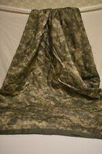 Military ACU Poncho Liner Woobie Blanket NSN 8405-01-547-2559 Fair to Good