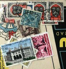 Briefmarken Konvolut Algerien für Sammler RAR 60-er