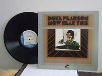 "Duke Pearson,Blue Note BST 84308,""Now Hear This""US,LP,st.,Liberty,VAN GELDER,M-"