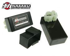 CDI Zündbox Naraku NK39022 Tuning ungedrosselt AC für GY6 50, 125, 150 ccm