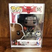 "Funko Pop NBA Basketball : Michael Jordan #55 Bigboy Sticker Exclusive ""MINT"""