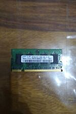 Samsung 1GB DDR2 PC2-6400S-666-12 667Mhz SODIMM Laptop memory