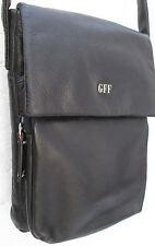 -AUTHENTIQUE  sac à main type sacoche GIANFRANCO FERRE  cuir  TBEG   bag vintage