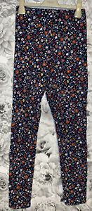 Girls Age 14 (13-14 Years) Floral Leggings From TU