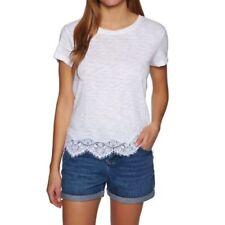 Hauts, chemises et T-shirts blancs Superdry pour femme