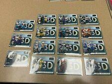 Complete Set – 2020 Score 3D 15 Card Set NFL Football