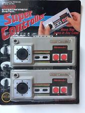 SUPER CONTROLLER NINTENDO NES NEUF SOUS BLISTER