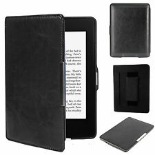 Ultra Slim Magnetic Leather Smart Case Cover for Amazon Kindle Paperwhite 5 WiFi