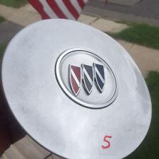 '97-2005 Buick Century / Regal Silver Wheel Cover Center Cap Hubcap PN 10254321