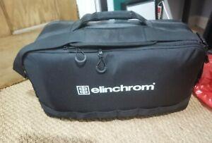 Elinchrom ELB 500 TTL dual to go Kit Less than 50 flashes, hardly used