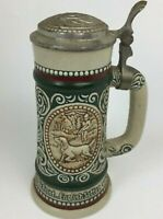 Avon At Point English Setter / Trout Fishing Stein Vintage