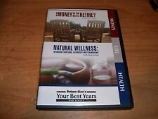 Bottom Line's Your Best Years DVD Series Your Money Life & Health by Meg Jordan