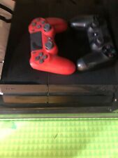 Sony PS4 With 2 Controllers