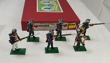 "Trophy of Wales WA31A ""Napoleonic Polish Voltigeurs"" 54mm Metal Toy Soldiers"