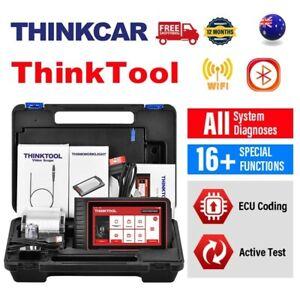 AU NEW! THINKCAR THINKTOOL-5 Car OBD Code Reader Diagnostic Scanner Tool AS V+