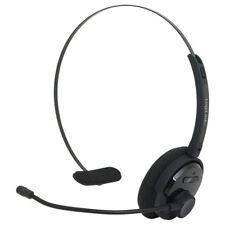 LogiLink Bluetooth Headset Kopfhörer Freisprechanlage V3.0 + EDR Class 2 bis 10m
