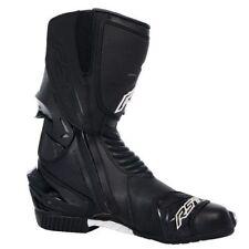 Stivali da guida fuoristrada nero sintetico