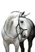Horseware Ireland Rambo Micklem Competition Bridle with Reins Quality Leather