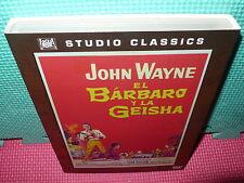 EL BARBARO Y LA GEISHA - JOHN WAYNE -