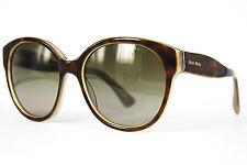 Miu Miu Sonnenbrille / Sunglasses SMU03N  56[]18  HAH-1X1 140 2N // 236 (76)