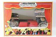 VINTAGE RARE GAF VIEW MASTER PROJECTOR THEATRE REEL JAMES BOND 007 ALICE BONANZA