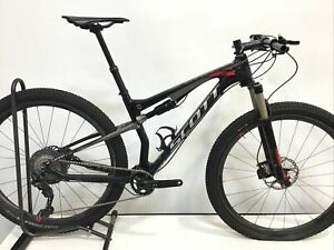 "2013 Scott Spark 910 Mountain Bike Medium 29"" Carbon Shimano XT"