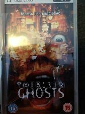 Psp Umd Thirteen Ghosts/The League of Gentlemen+Final Fantasy(spirits within)