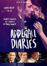 The Adderall Diaries (DVD 2016) James Franco, Amber Heard,Christian Slater-