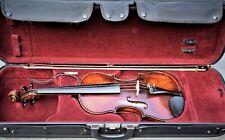 Antike Geige Violine Frankreich Ins.Maxime Angard Paris anno 1899