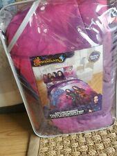 NEW Disney Descendants 3 Twin Bedding Single Comforter