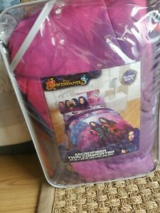 NEW Disney Descendants 3 Twin Bedding Single Comforter