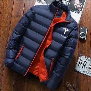 2021 New Autumn Winter New Tesla Women/Men Jacket Coat