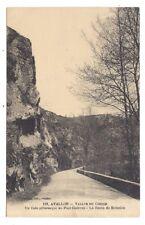 avallon , vallée du cousin , un coin pittoresque au pont claireau