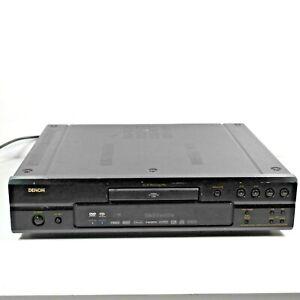 Denon DVD-2930 SACD, DVD-Audio, CD, DVD player. Faulty Error 02 Not Reading Disc