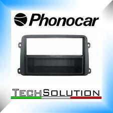 Phonocar 3/453 Plancia AutoRadio 2DIN VW Golf 5 6 Scirocco Passat Polo Seat Leon