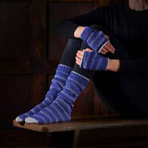 Harry Potter Ravenclaw Socks & Mittens Knitting Set Officially Licensed