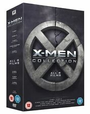 X Men Collection Box Set - 8 Films - DVD - NEW & SEALED
