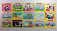 Childrens Books Lot 15 Level A Easy Readers Learn to Read Guided Reading Set